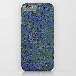 brigadoon in purple iPhone Case
