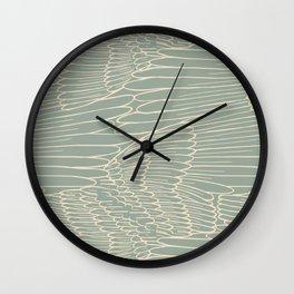 Wings of Spirit Wall Clock