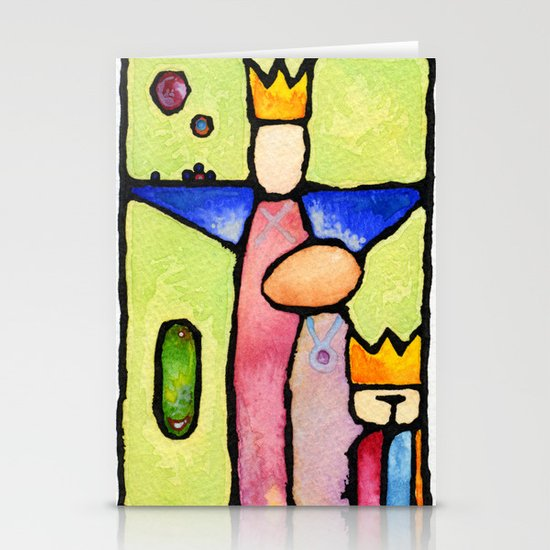 Three Wise Men Stationery Cards