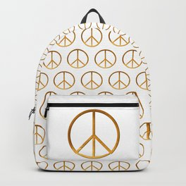 P E A C E - Symbol Backpack