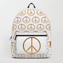 P E A C E - Symbol Backpack
