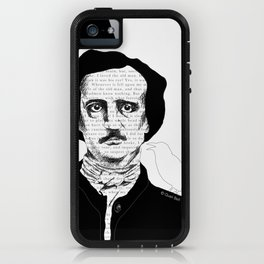 Persistence of Poe iPhone Case