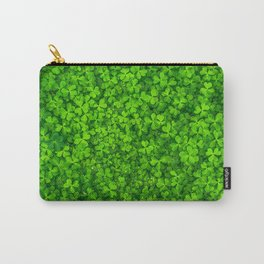 Clover leaves Carry-All Pouch