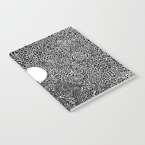 The Bottomless Hole Notebook