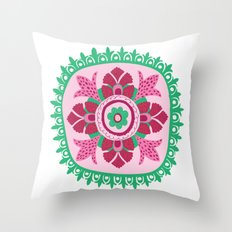 Suzani III Throw Pillow
