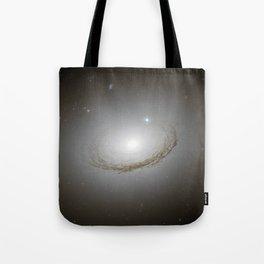 Lenticular galaxy Tote Bag