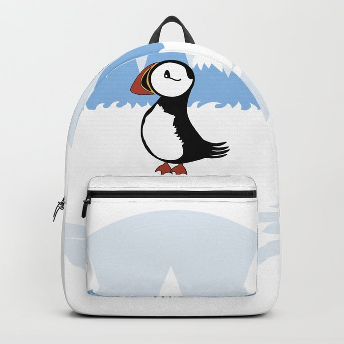 Puffin Backpack