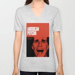 Psycho American Unisex V-Neck