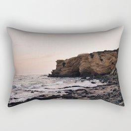 Crystal Cove, CA Rectangular Pillow