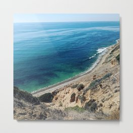 Rancho Palos Verdes hiking Metal Print