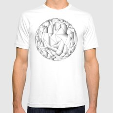 Summer Soulstice 2012 Mens Fitted Tee MEDIUM White