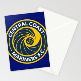 Central Coast Mariners F.C Stationery Cards