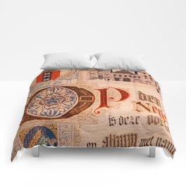 Historic Document  Antique Certificate Vintage Comforters