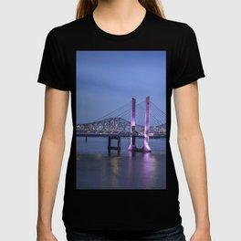 Lincoln Bridge Louisville, KY T-shirt