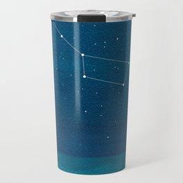Big Dipper constellation Travel Mug