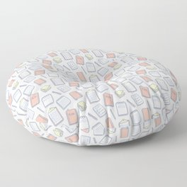 Noteworthy Floor Pillow