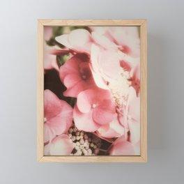 Heavenly Hydrangeas Framed Mini Art Print