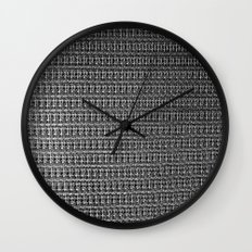vintage audio Wall Clock