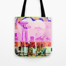 Seattle | Project L0̷SS   Tote Bag
