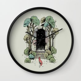 Forest Gate Wall Clock