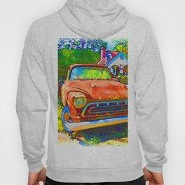 Antique tow truck Hoody