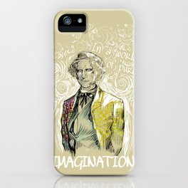 A World Of Pure Imagination iPhone Case