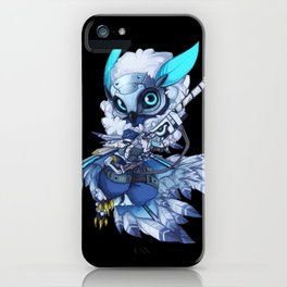 snow down Ana iPhone Case