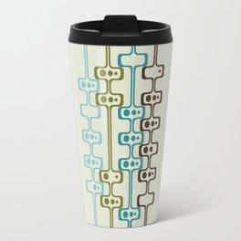 Mid Century Modern Daddy-O (teal) Travel Mug