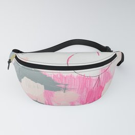 Crystal Robot Fanny Pack