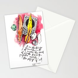 Of Aurochs and Angels Stationery Cards