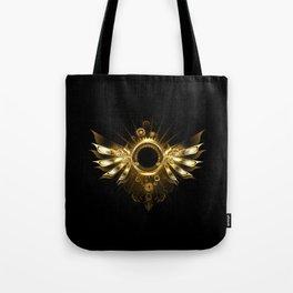 Mechanical Wings ( Steampunk Wings ) Tote Bag