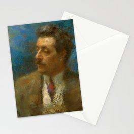 Giacomo Puccini (1858 – 1924) by Arturo Rietti in 1906 Stationery Cards