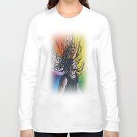 reggae Long Sleeve T-shirts featuring Reggae by Halinka H