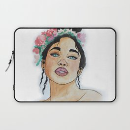 Aurora Eyes Laptop Sleeve