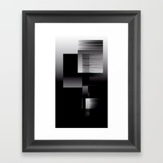 Level Framed Art Print