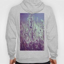 Violet AURA  Hoody