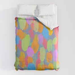 Dancing Dabs of Color! Comforters