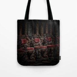 Have a Seat Tote Bag
