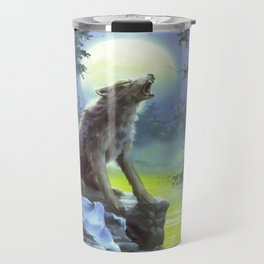 The Werewolf of Fever Swamp Travel Mug