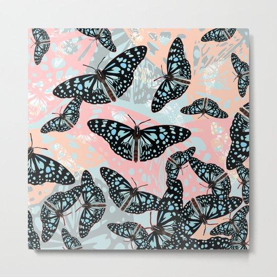 Butterflies #2 Metal Print