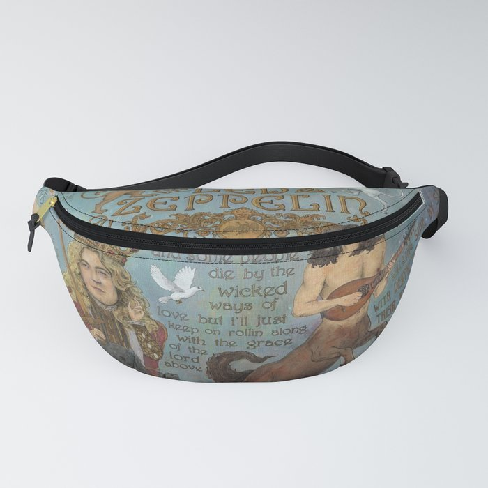 Zeppelin - In Days Of Old When Magic Filled The Air Fanny Pack