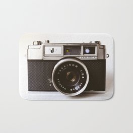 Camera II Bath Mat