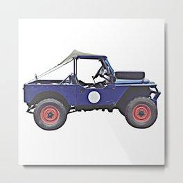 1955 Land Rover - Mavis Metal Print