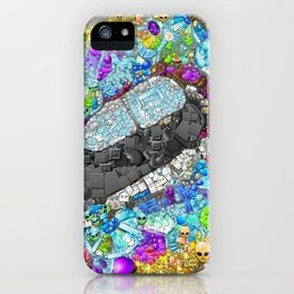 If these lips could talk iPhone Case