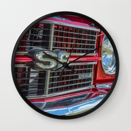 SS Wall Clock