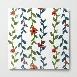 flower liane Metal Print