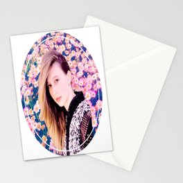 Taissa Farmiga Edit Stationery Cards