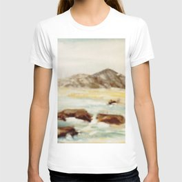 Coastal Scene, AUSTRALIA T-shirt