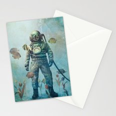 Deep Sea Garden  Stationery Cards