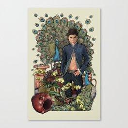 Exotic Fortunes Canvas Print